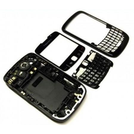 Capa Blackberry 8520 Preta...
