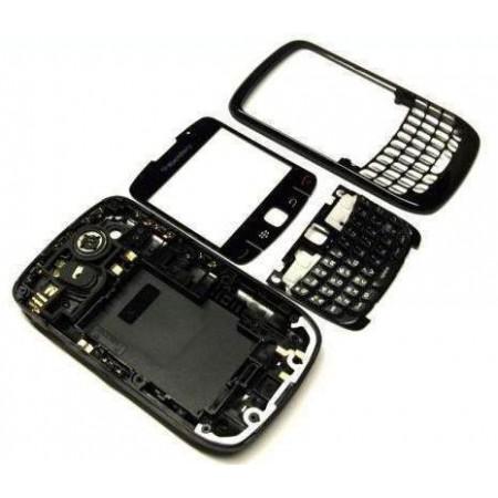 Capa Blackberry 9300 preta...