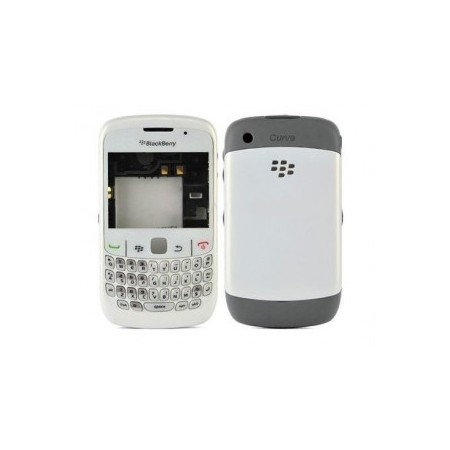 Capa Blackberry 8520 Branca...