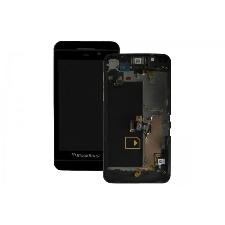 Lcd Touch BB Z10 Preto 4G