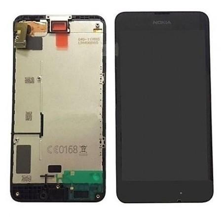 LCD TOUCH Lumia 630 preto