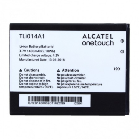Bateria Alcatel OneTouch...