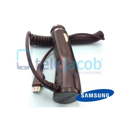 Carregador Isqueiro Micro USB