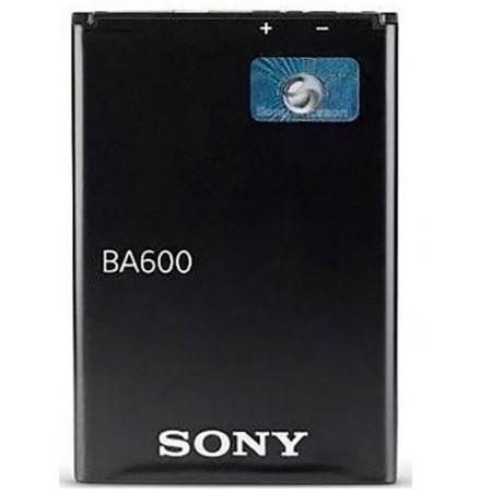 Bateria Sonyericsson BA600