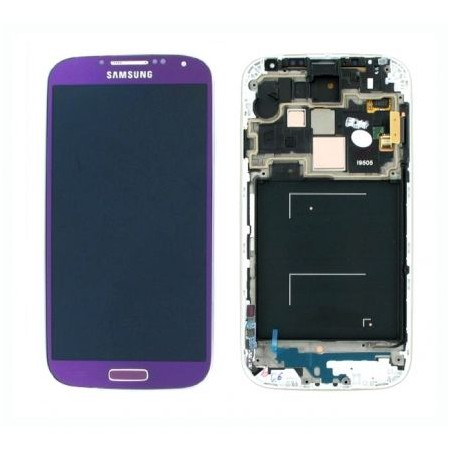 LCD+Touch Samsung i9505 Roxo