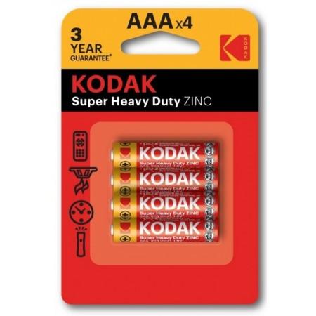 Pilhas Kodak R3 AAA