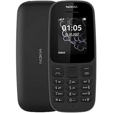 Nokia 105 2019 DS Preto