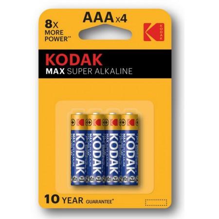 Pilhas Kodak Alcalinas 1.5V...