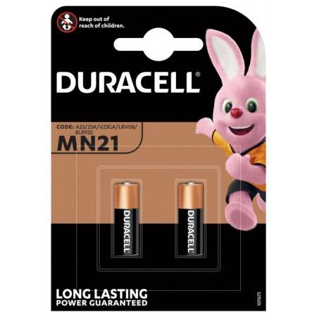 Pilhas Duracell MN21 12V 23A