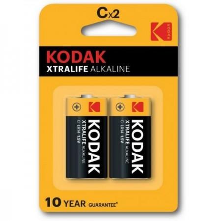 Pilhas Kodak C LR14 1.5V