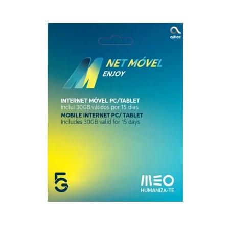 Cartão MEO Internet Movel...