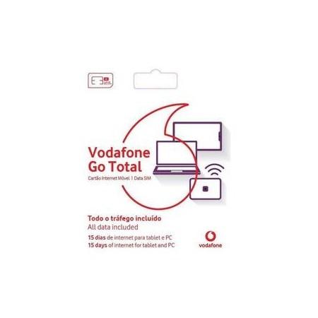 Cartão Internet Vodafone Go...
